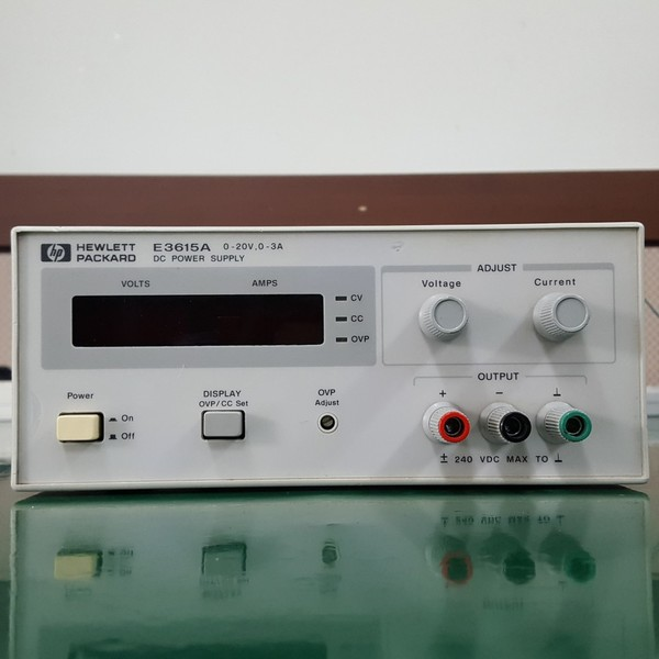 E3615A HP DC Power Supply 20V/3A