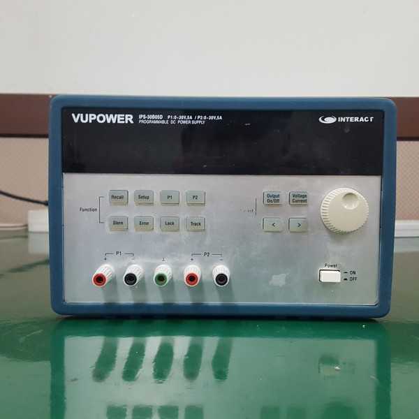 IPS-30B05D Vupower DC Power Supply 30V/5A